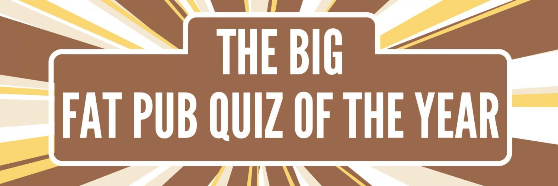 Big Fat Pub Quiz of the Year | Inis Nua
