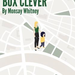 Box Clever promotional artwork. Design: Katie Reing