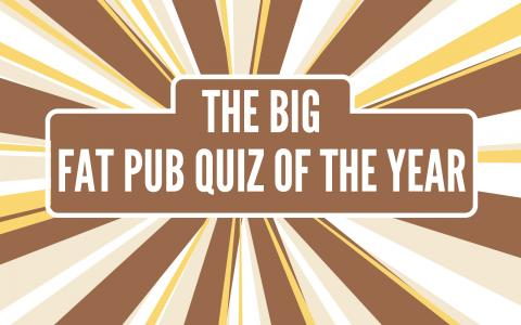 Big Fat Pub Quiz of the Year artwork